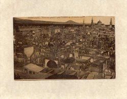 "53281    Siria, Syrie,  Damas,  Panorama General Apres L""incendie Du 18 Octobre 1925,  NV - Syria"
