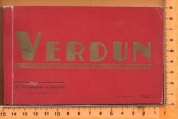 VERDUN: Carnet Complet 20 Vues Editions Lemaire - Verdun