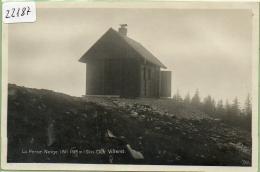 La Perce Neige   Ski Club Villeret  (trou De Punaise) - JU Jura
