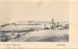 Charleroi NA1: Le Vieux Charleroi. Panorama - Charleroi
