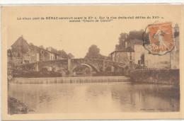 NERAC  Le Vieux Pont - Nerac