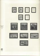 Berlin Safe 2213 Vordruckblätter 1980 - 1990 Gebraucht Ohne Marken - Albums & Binders