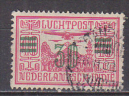 PGL - NEDERLAND INDIES AIRMAIL Yv N°11a - Niederländisch-Indien