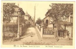 LA  PANNE   ----   Sentier Des Lapins  -  Konijnen Pad - De Panne