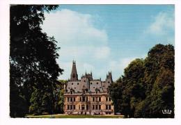 3374  Cpm  BAR LE DUC  :  Le Parc Et Le Château De Marbeaumont - Bar Le Duc
