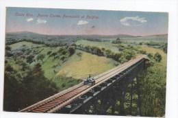 Puente Torres,Ferrocarril Al Pacifico. - Costa Rica