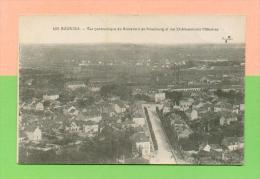 CPA  FRANCE  18  ~  BOURGES  ~  409  Vue Panoramique Du Bd De Strasbourg Et Des Ets Militaires  ( Maquaire 1917 ) - Bourges