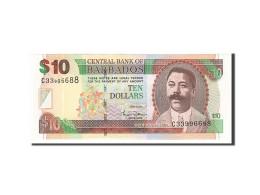 Barbades, 10 Dollars Type O'Neal - Barbades