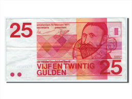 [#83397] Pays-Bas, 25 Gulden Type 1966-72, Pick 92a - [2] 1815-… : Kingdom Of The Netherlands