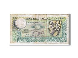 [#110774] Italie, 500 Lire Type 1979 - [ 2] 1946-… : Républic