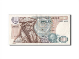 [#304205] Belgique, 1000 Francs Type Mercator - [ 2] 1831-... : Belgian Kingdom