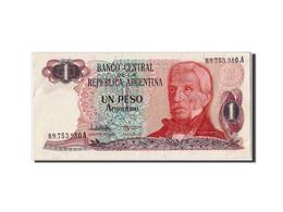 [#306336] Argentine, 1 Peso Argentino Type Général José De San Martin - Argentine