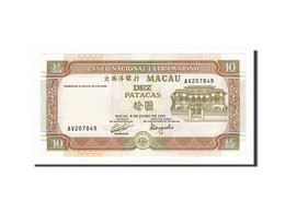 [#157112] Macao, 10 Patacas Type 1990-96 - Macao