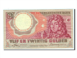 [#83484] Pays-Bas, 25 Gulden Type 1955, Pick 87 - [2] 1815-… : Kingdom Of The Netherlands