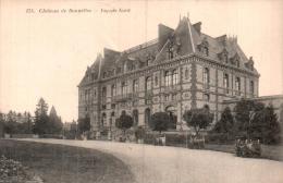 78 CHATEAU DE BONNELLES FACADE NORD CIRCULEE 1909 - France