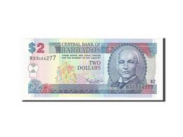 [#155436] Barbades, 2 Dollars Type Bovell - Barbados