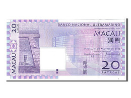 [#108233] Macao, 20 Patacas Type 2006 - Macao