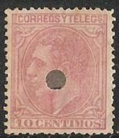 Spanje Telegraaf Edifil  Nr. 202T - Telegramas