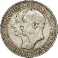[#42306] Allemagne, Prusse, Guillaume II, 3 Mark 1911 A, Breslau, KM 531 - Other