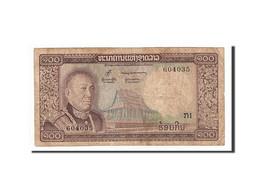 [#156528] Laos, 100 Kip Type Vatthana - Laos