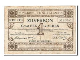 [#83421] Pays-Bas, 1 Gulden Type 1918, Pick 13 - [2] 1815-… : Regno Dei Paesi Bassi