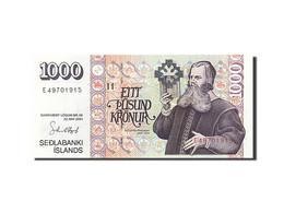 [#256801] Islande, 1000 Kronur, Type Jon Sigurthsson - Islande