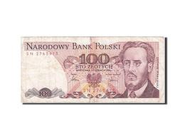 [#257802] Pologne, 100 Zlotych, Type Ludwik Warynski - Pologne