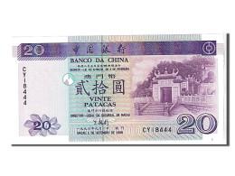 [#108235] Macao, 20 Patacas Type 1996 - Macao
