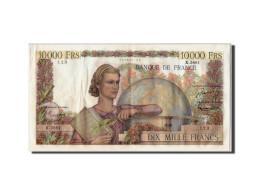 [#306434] 10 000 Francs Génie Français Type 1945, 5 Novembre 1953, Fayette 50.68 - 1871-1952 Anciens Francs Circulés Au XXème
