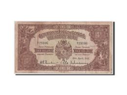 Tonga, 4 Shillings 1942, 20.4.1942, Pick 9a - Tonga