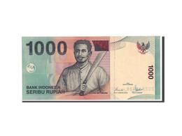 [#350447] Indonésie, 1000 Rupiah Type 2000, Pick 141a - Indonésie
