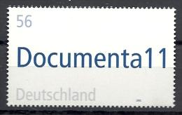 Deutschland / Germany / Allemagne 2002 2257 ** Documenta Kassel - Ongebruikt
