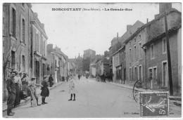 9   MONCOUTANT LA GRANDE RUE - Moncoutant
