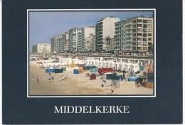 Middelkerke Plage Et Digue De Mer - Middelkerke