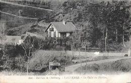 CPA  ENVIRONS DE CHERBOURG  LANDEMER   LA VALLE DE HUBILAN - Altri Comuni