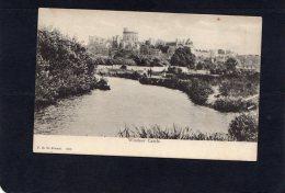53306     Regno  Unito,   Windsor Castle,  VG  1908 - Windsor Castle