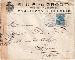 PAYS - BAS : N° 54  . PERFORE SG . 1917 . - Period 1891-1948 (Wilhelmina)
