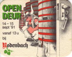 SOUS BOCK / 101 - RODENBACH / 1991 - Sous-bocks