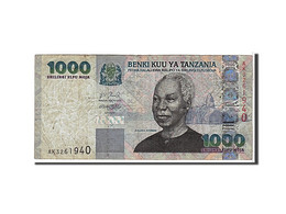 Tanzanie, 1000 Shilingi Type 2003 - Tanzanie