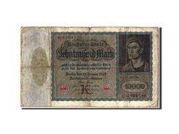 [#306223] Allemagne, 10 000 Mark Type 1922 First Issue - [ 3] 1918-1933: Weimarrepubliek