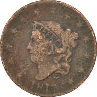 [#29159] Etats-Unis, Coronet Cent 1817, KM 45 - 1816-1839: Coronet Head