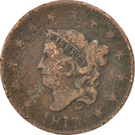 [#29159] Etats-Unis, Coronet Cent 1817, KM 45 - Federal Issues