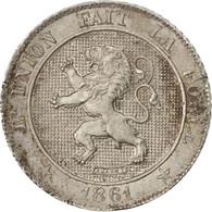[#29402] Belgique, Léopold Ier, 5 Centimes 1861, KM 21 - 03. 5 Céntimos