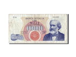 [#305945] Italie, 1000 Lire Type Verdi - [ 2] 1946-… : République
