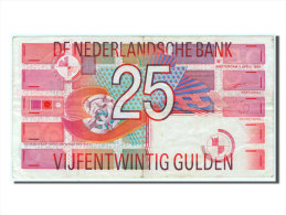 [#83417] Pays-Bas, 25 Gulden Type 1989-97, Pick 100 - [2] 1815-… : Kingdom Of The Netherlands