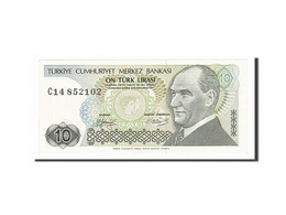 [#155749] Turquie, 10 Lira Type Atatürk - Turquie