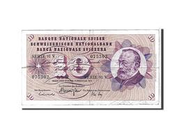 Suisse, 10 Francs Type 1974 - Suiza