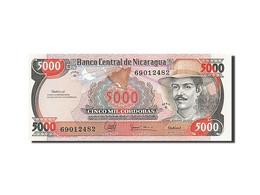 [#258220] Nicaragua, 5000 Cordobas, Type B. Zeledon - Nicaragua