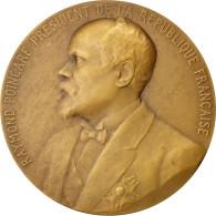 Raymond  Poincaré Président De La République Française, Médaille - France