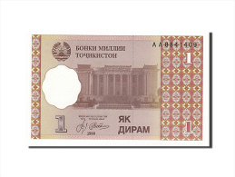 [#156210] Tadjikistan, 1 Diram Type 1999 - Tadjikistan